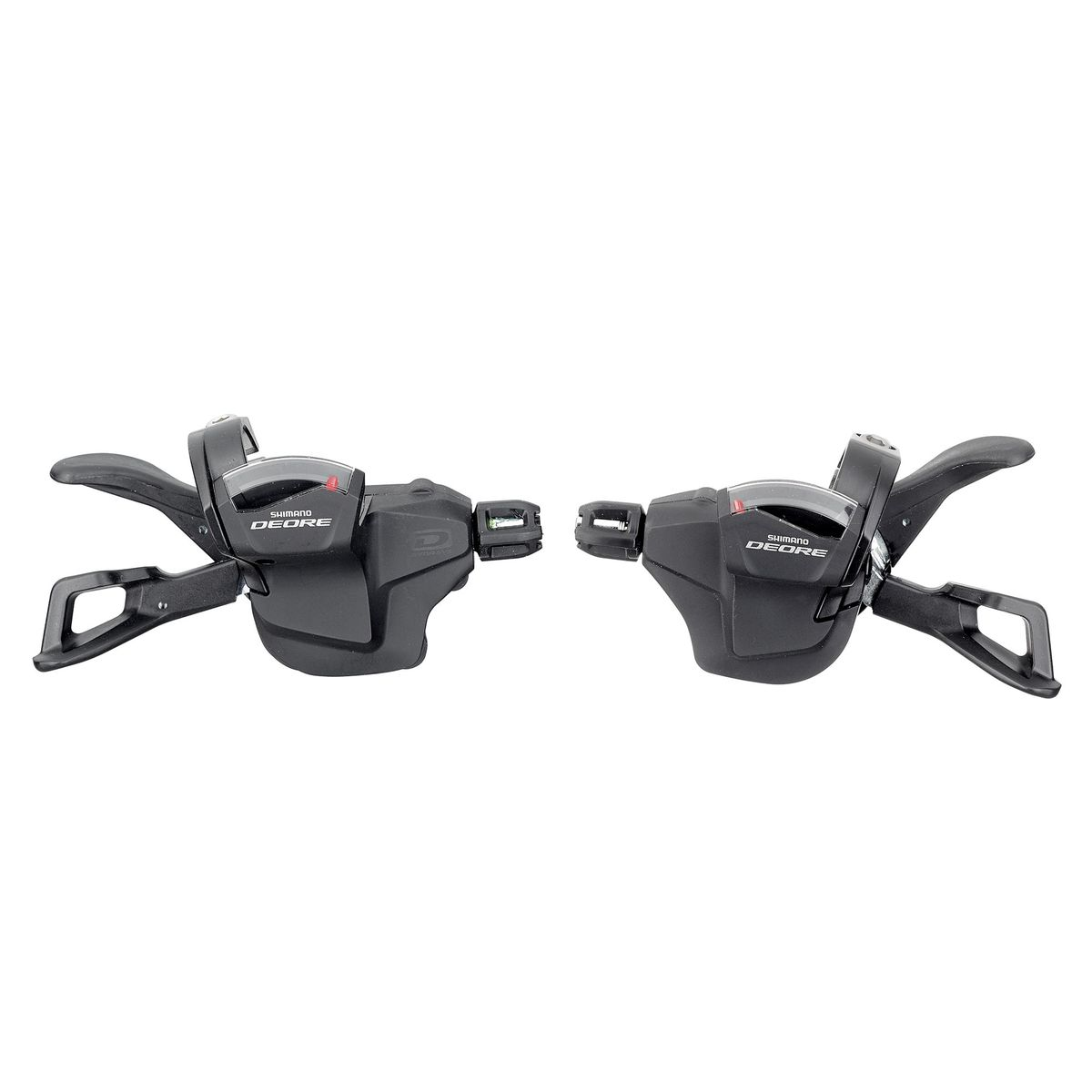 Deore SL-M6000 10-speed Rapidfire shifters