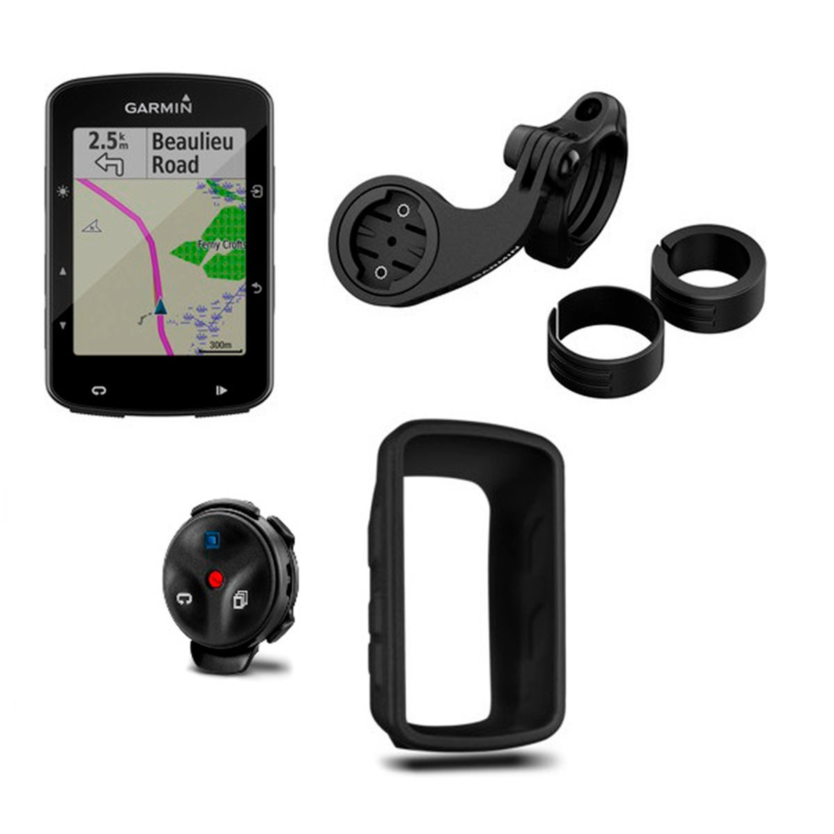 ed2be816fc8c Vásárlás Garmin Edge 520 Plus GPS bike computer MTB Bundle | ROSE Bikes