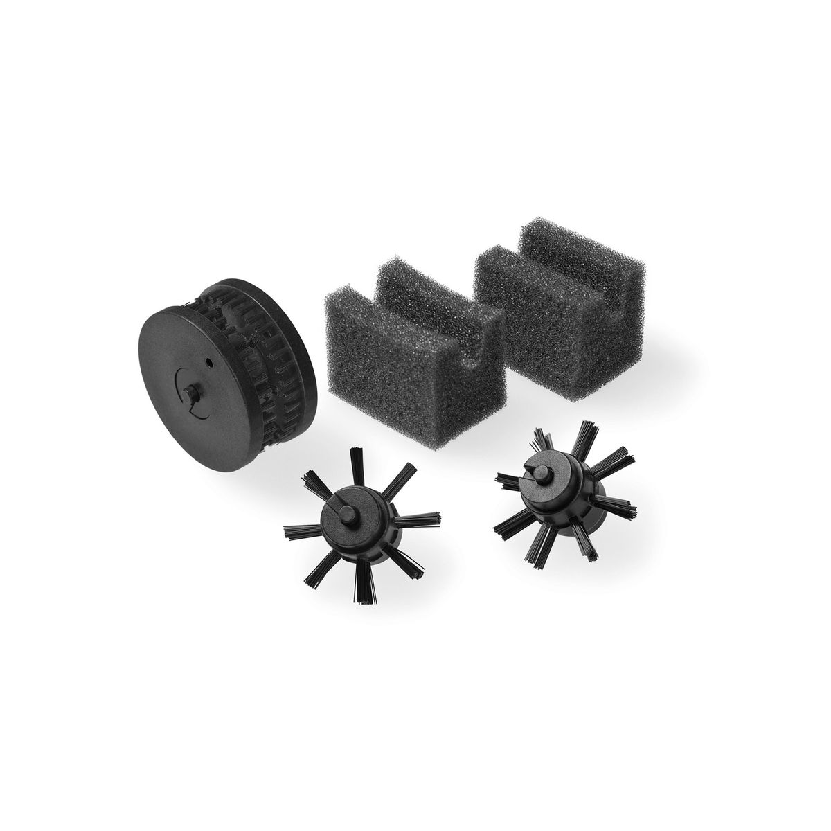 RBS-5 replacement brush set and foam blocks for CM-5.2 chain cleaner