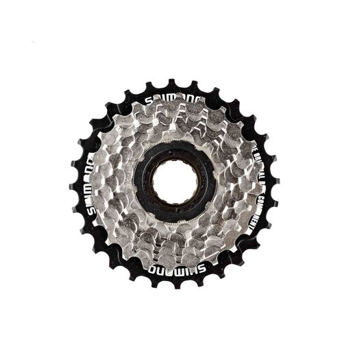 Tourney HG 37 7-speed screw-on cassette