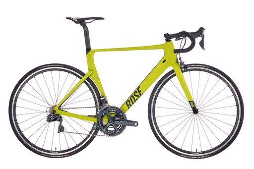 XEON CW ULTEGRA Di2 Second-Hand Bike